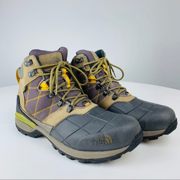 57dc8807e The North Face Storm Mid waterproof Hiking Boots